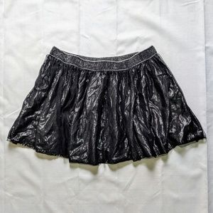 Metallic Sparkle Tutu Skirt